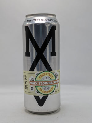 Modus Operandi - Wax Flower Sour 6.9% 500ml