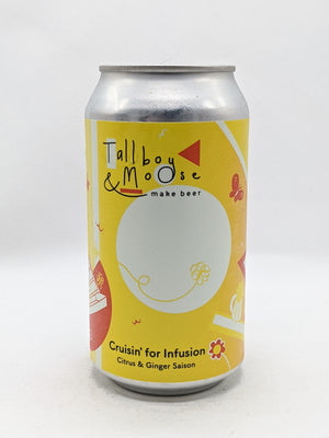 Tallboy & Moose - Cruisin' For Infusion 5.5% 375ml