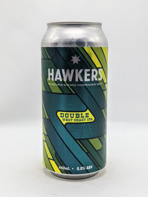 Hawkers - Double West Coast IPA 9% 440ml