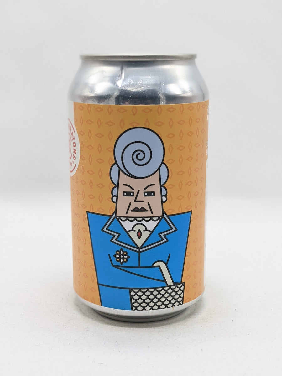 Co-Conspirators - The Enforcer Hazy IPA 6.8% 355ml