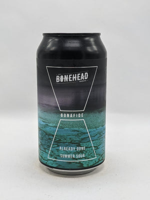 Bonehead - Already Gone Summer Sour 5% 375ml