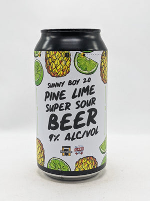 Hope Estate - Sunny Boy 2.0 Pine Lime Super Sour 9% 375ml