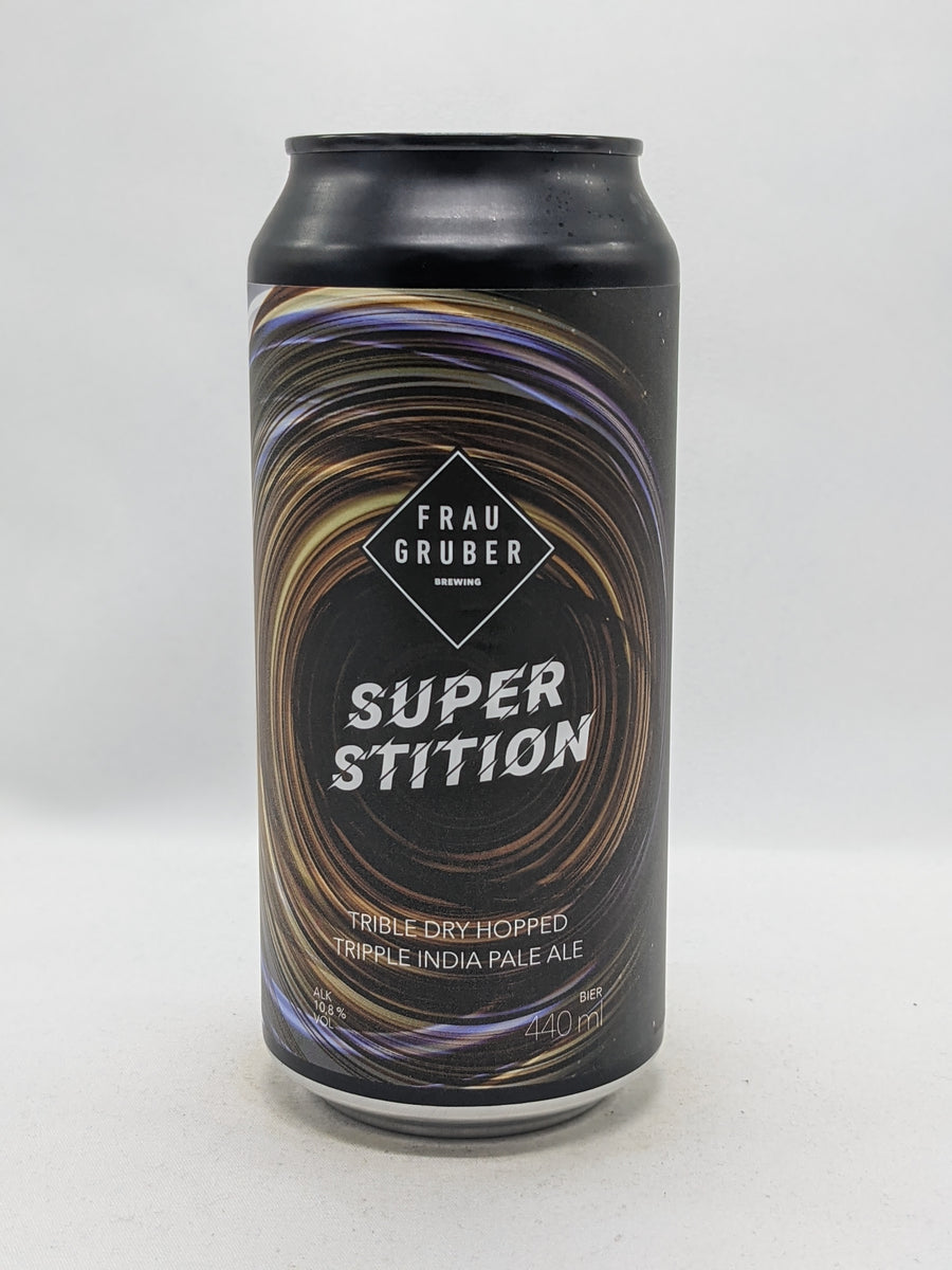 Frau Gruber - Superstition TDH TIPA 10.8% 440ml