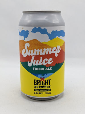 Bright - Summer Juice Fresh Ale 5.6% 355ml