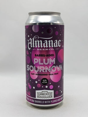Almanac - Plum Sournova 5.2% 473ml