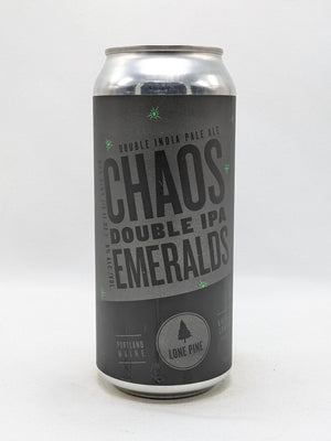 Lone Pine - Chaos Emeralds DIPA 8% 473ml