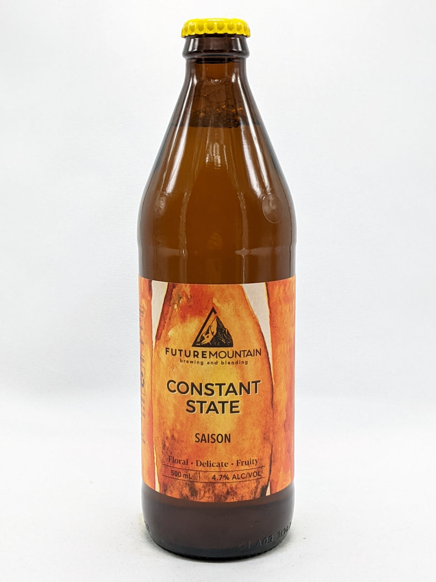 Future Mountain - Constant State Saison 4.7% 500ml