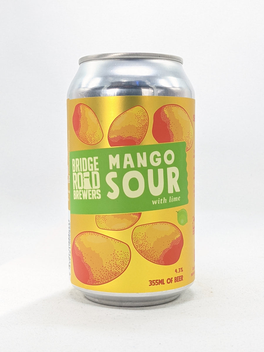 Bridge Road - Mango Sour 4.3% 355ml
