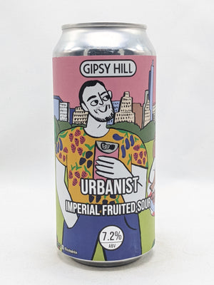 Gipsy Hill - Urbanist Imperial Fruited Sour 7.2% 440ml