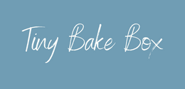 Tiny Bake Box