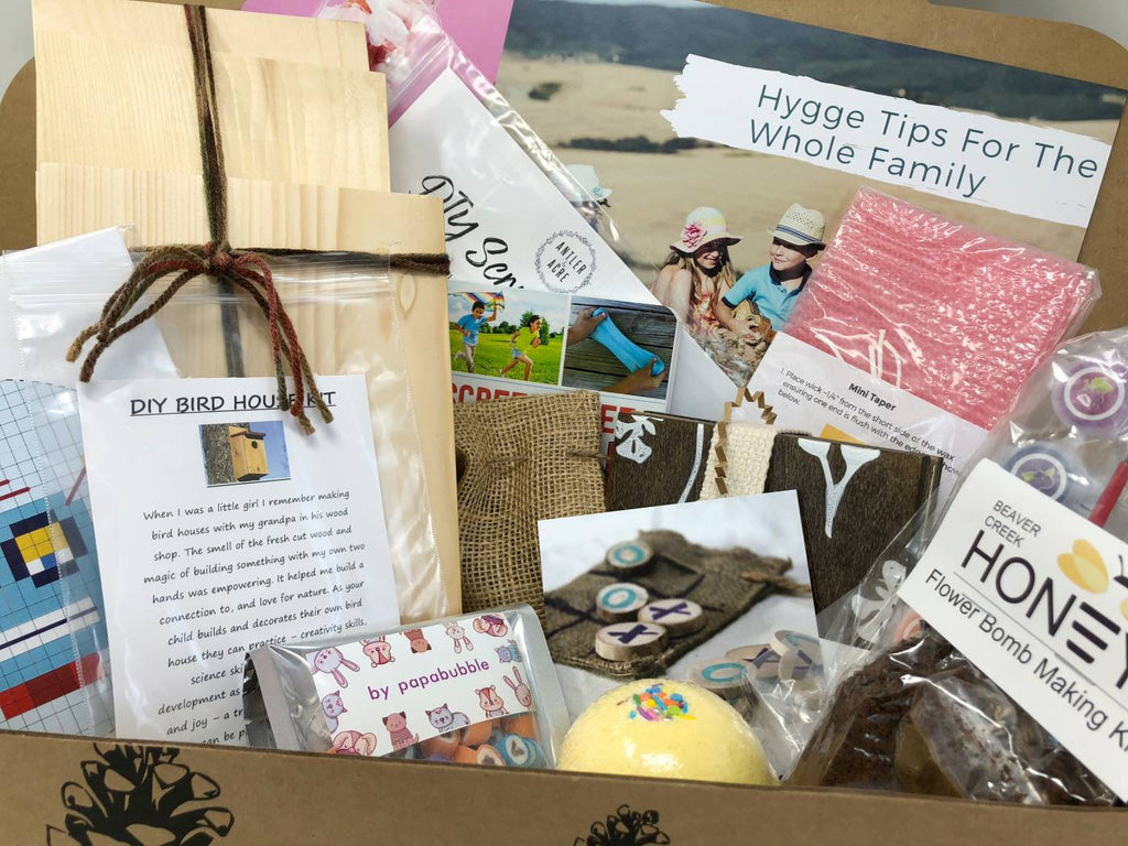 The Kids Summer Hygge Box