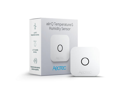 aërQ Temperature & Humidity Sensor (ZWA009)