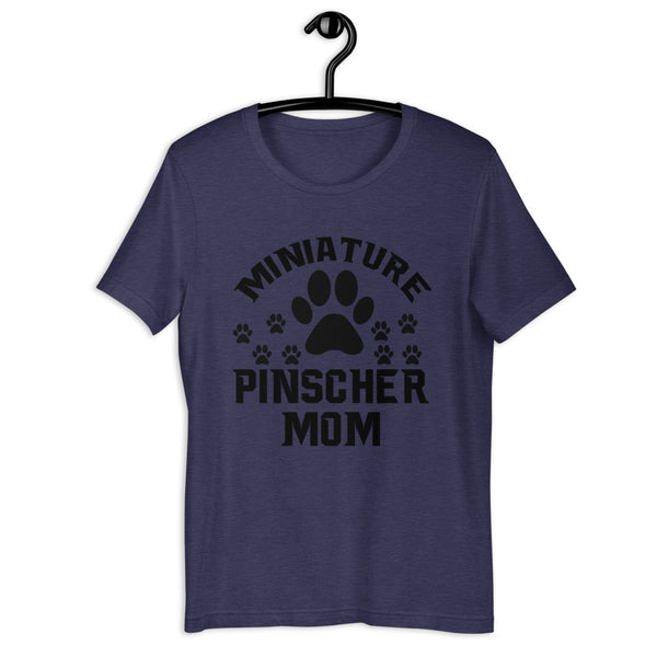MINIATURE PINSCHER MOM