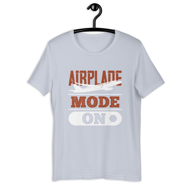airplane mode on