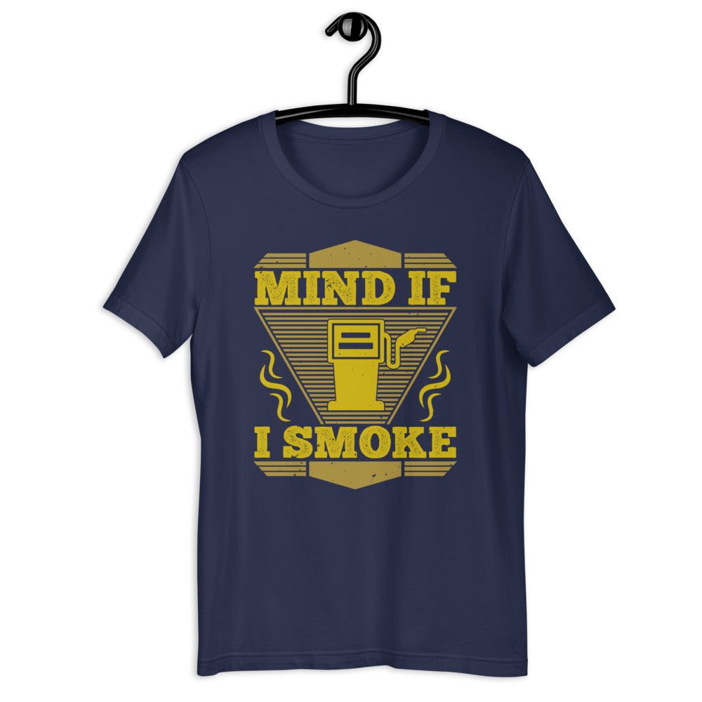 Mind if I smoke