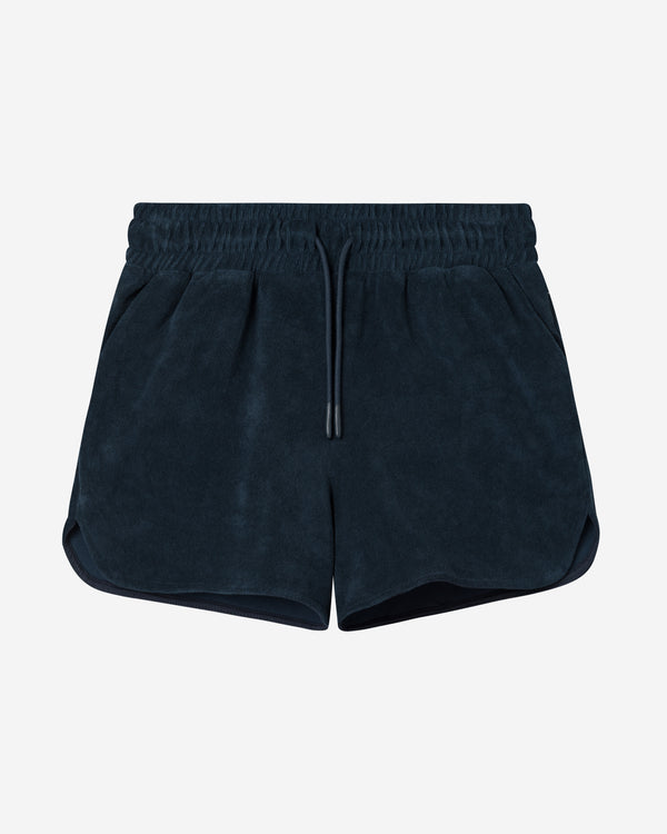 Terry Low Shorts Navy