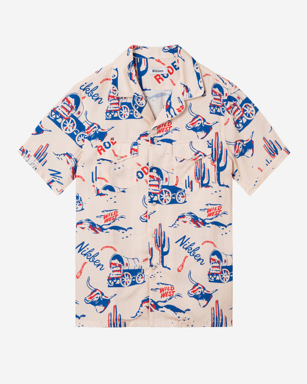 Rodeo Western Shirt