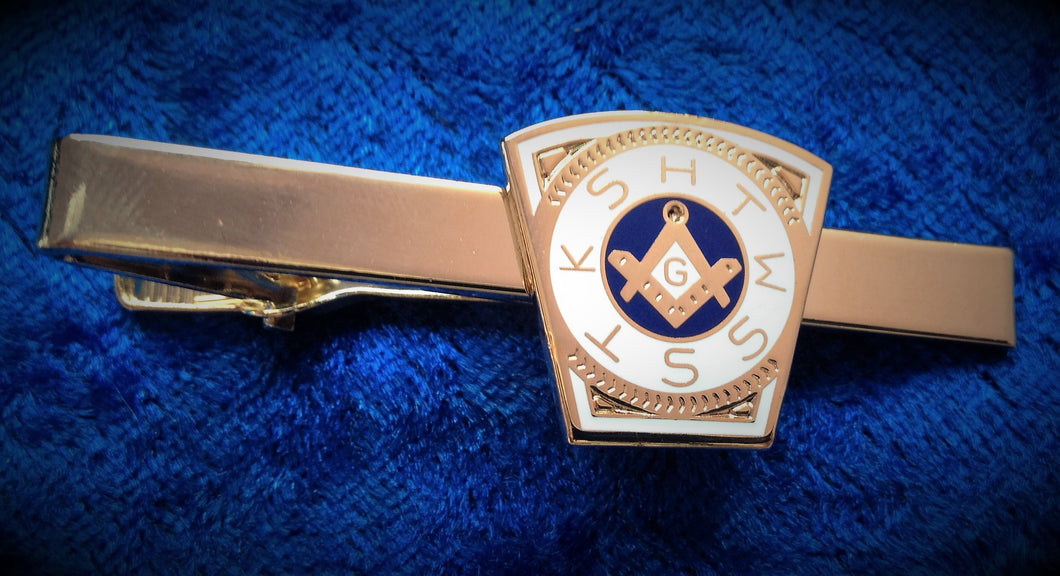 Mark Mason Tie Bar