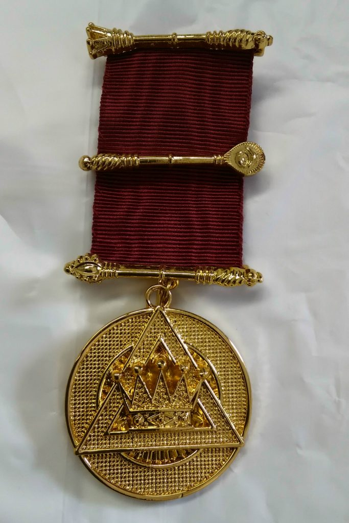 Royal Arch Past Masters Breast Jewel