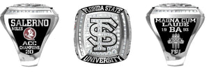FLORIDA UNIVERSITY CHAMPION Ring
