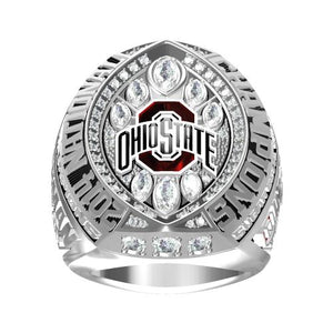 Custom Ohio State Buckeyes OSU 2014 Season National Championship Ring