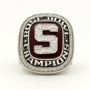Custom Stanford Cardinal 2013 Rose Bowl Championship Ring