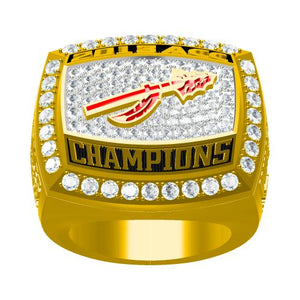 Custom FSU Florida State Seminoles 2013 ACC Championship Game Ring