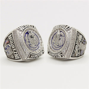 Dallas Mavericks 2011 NBA Finals National Basketball World Championship Ring