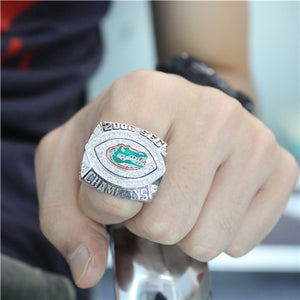 Custom Florida Gators 2006 SEC Championship Ring