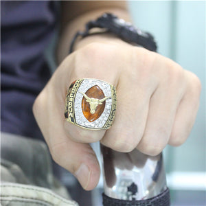 Custom Texas Longhorns 2005 Rose Bowl Championship Ring
