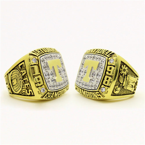 Custom Tennessee Volunteers 1998 National Championship Ring