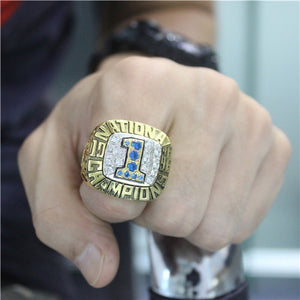 Custom Florida Gators 1996 NCAA National Championship Ring
