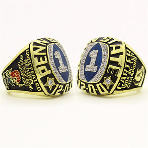 Custom Penn State Nittany Lions 1995 Rose Bowl National Championship Ring