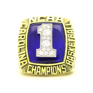 Custom North Carolina Tar Heels 1993 Basketball National Championship Ring