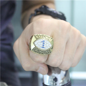 Custom Penn State Nittany Lions 1986 National Championship Ring