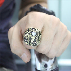 Custom Texas Longhorns 1969 National Championship Ring