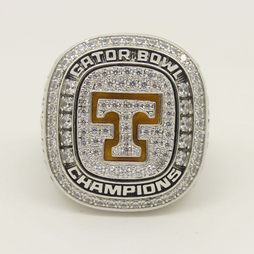 Custom Tennessee Volunteers 2015 TaxSlayer Bowl Championship Ring