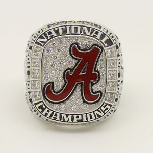 Custom Alabama Crimson Tide 2015 National Champion Fan Ring