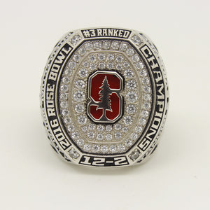 Custom Stanford Cardinal 2016 Rose Bowl Championship Ring