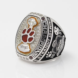 Custom Clemson Tigers 2015 ACC Atlantic Coast Conference Football Season Championship Ring