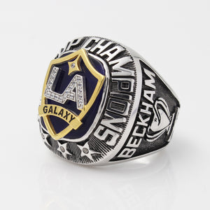 Custom 2011 Los Angeles Galaxy MLS Cup Championship Ring