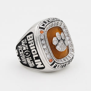 Clemson Tigers 2015 Capital One Orange Bowl Championship Ring