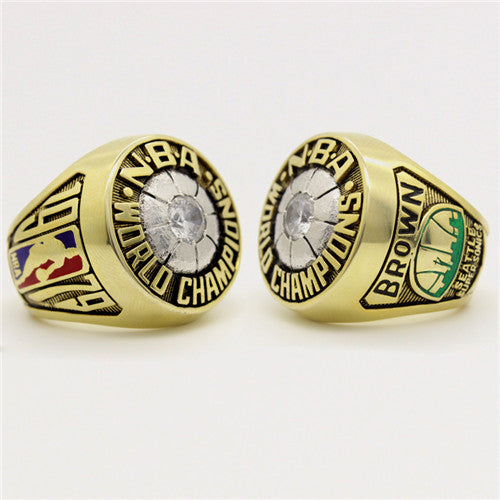 Seattle SuperSonics 1979 NBA Finals National Basketball World Championship Ring