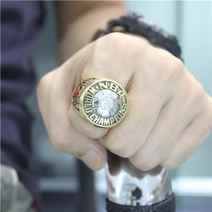 Golden State Warriors 1975 NBA Finals National Basketball World Championship Ring