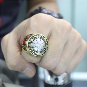 Los Angeles Lakers 1972 NBA Finals National Basketball World Championship Ring
