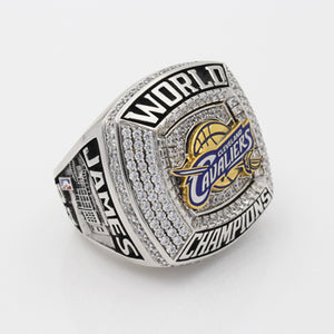 Cleveland Cavaliers 2016 NBA Finals National Basketball World Fan Ring