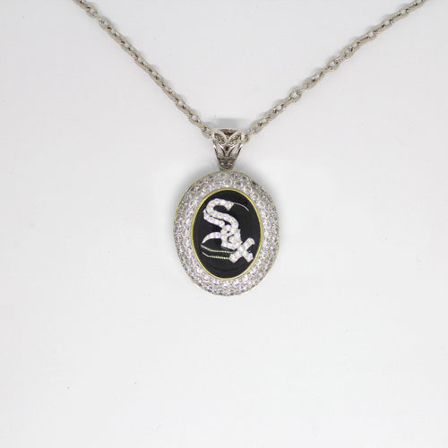 Chicago White Sox 2005 World Series MLB Championship Pendant with Chain