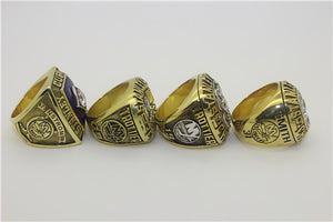 New York Islanders 1980-1981-1982-1983 Stanley Cup Finals NHL Championship Ring Collection