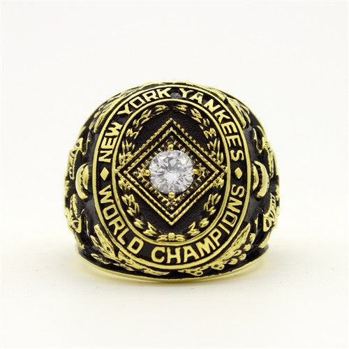 New York Yankees 1937 World Series MLB Championship Ring With Cubic Zirconia