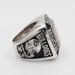 Georgia Bulldogs 2002 SEC Championship Ring